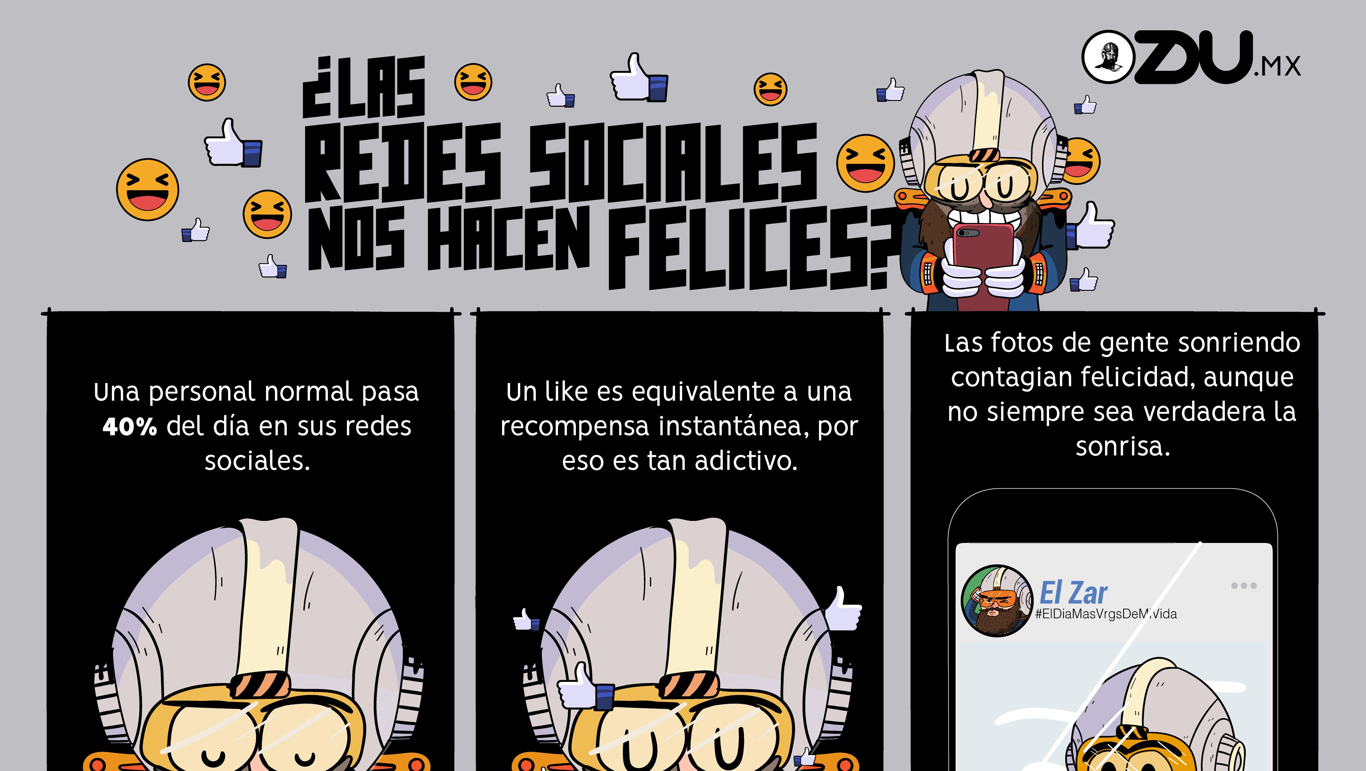 Felicidad Redes Sociales 1
