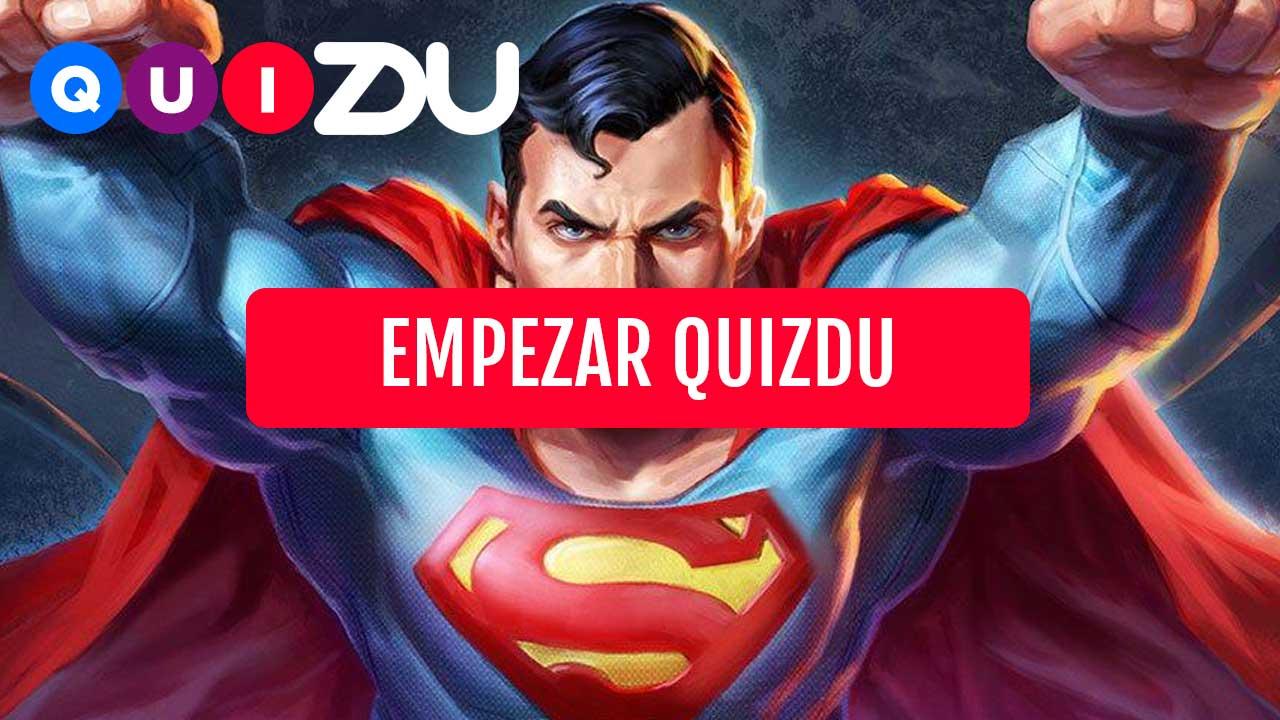 ¿Qué tanto sabes de Superman?